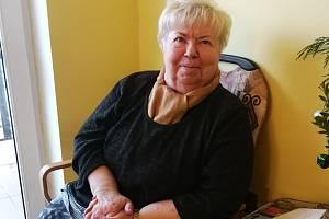 Marie Boháčová-Lhotáková.