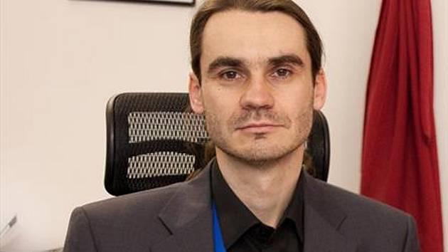 Michal Miovský.