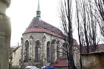 Anežský klášter v Praze.