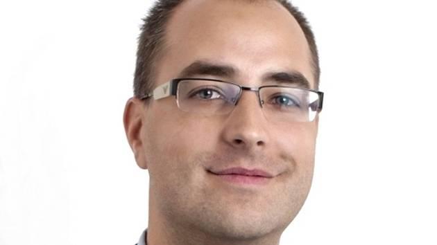 Ředitel vzdělávacího institutu CEMI Štěpán Mika.
