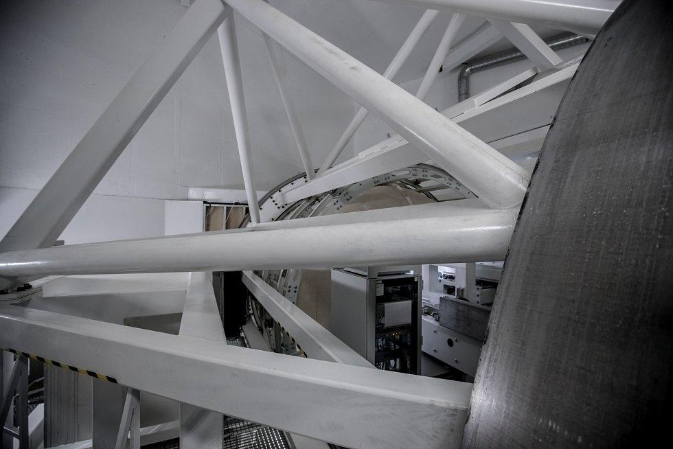 Protonové centrum 19. května v Praze.