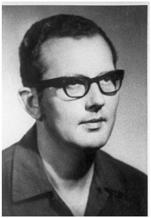 Josef Chrastil v roce 1944.