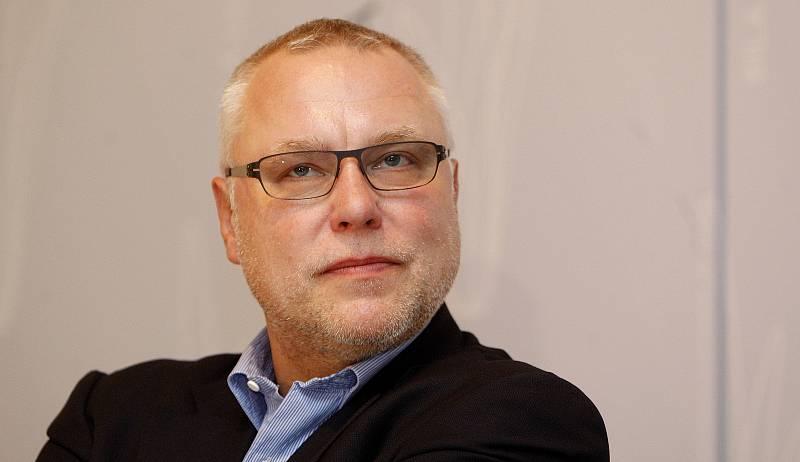 Miliardář Zdeněk Bakala.