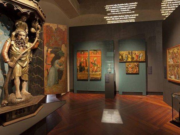 Výstava Císař Karel IV. 1316–2016 skončila.