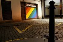 Gay klub Babylonia.