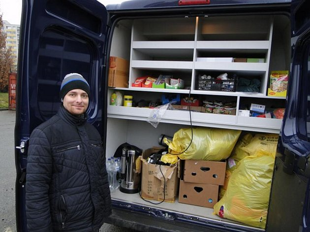 Praha 11 se zapojila do pomoci bezdomovcům.