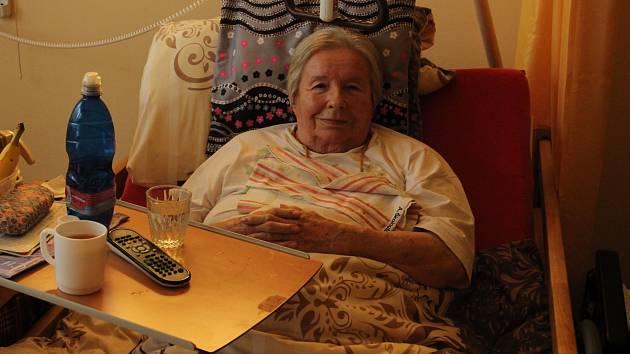 Alžběta Školoutová.