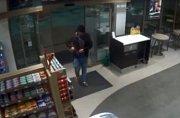 Podezřelý z krádeže.