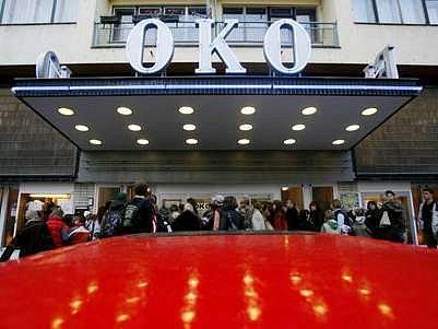 Zrekonstruované kino Oko se nyní může pochlubit i vlastní kinokavárnou.