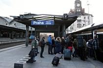 Praha hlavní nádraží, v minulosti nazývané Praha Wilsonovo nádraží a nádraží císaře Františka Josefa, je nejvýznamnější pražské železniční nádraží.
