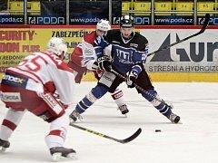 48. kolo první hokejové ligy: Havířov - Slavia Praha 3:0 (1:0, 1:0, 1:0).