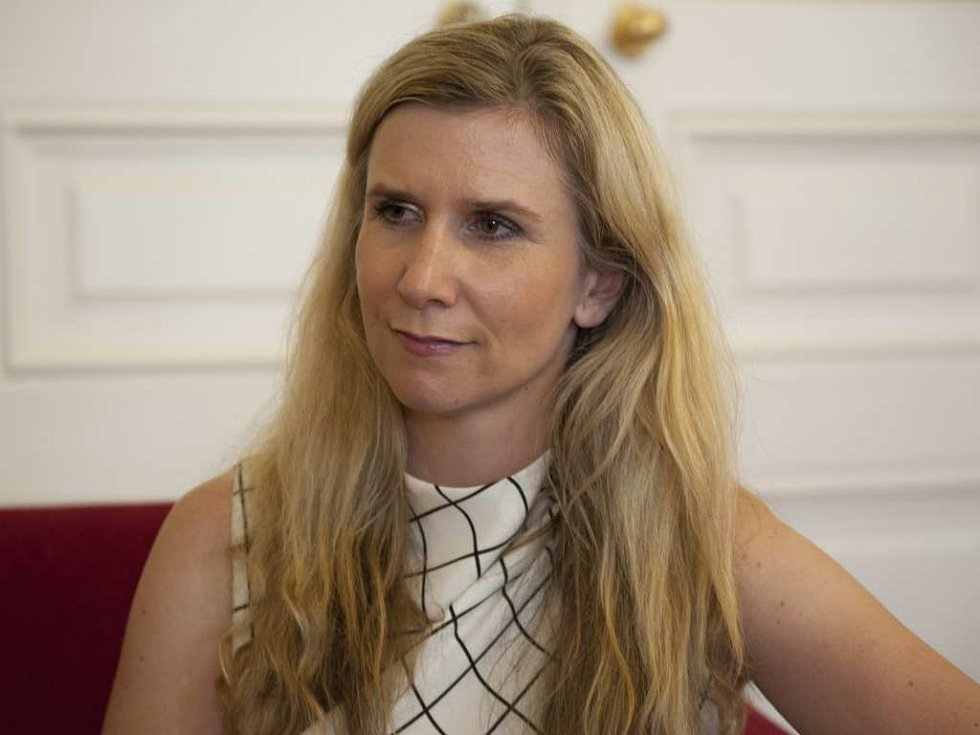 Rozhovor s ministryní Kateřinou Valachovou.