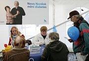 Světový den diabetu v Praze