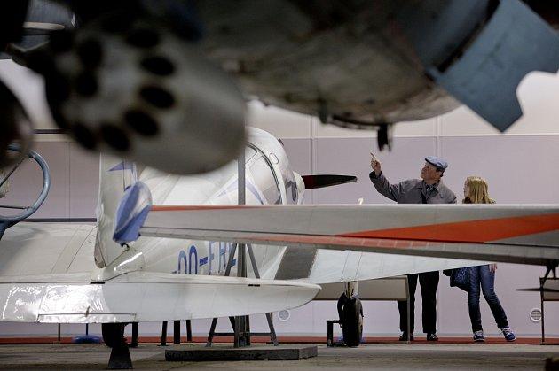V leteckém muzeu v pražských Kbelích byla zahájena sezóna