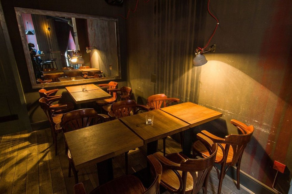 Čili bar Praha