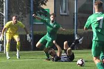 Třetiligoví fotbalisté Loko Vltavín ve středu na svém hřišti změří síly v rámci MOL Cupu s prvoligovým Baníkem Ostrava.