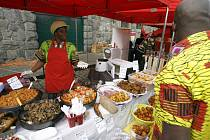 ... africké speciality, ...