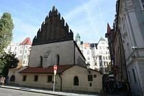Staronová synagoga v Praze./Ilustrační foto