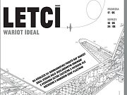 Plakát k představení Letci.