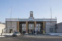 Thomayerová nemocnice.