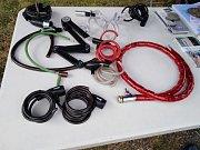 Podle policie se dá ukradnout kolo zabezpečené jakýmkoliv řetězem.