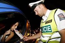 Kontrola řidičů opět poukázala na konzumaci alkoholu před jízdou.
