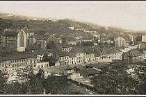 POHLED NA KOŠÍŘE ROKU 1931.