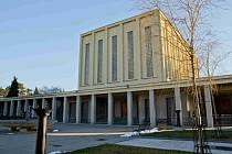 Open House Praha 2019. Krematorium Strašnice.