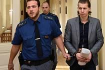 Michal Babka odešel od soudu s šestiletým trestem.