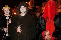 Staropražskými ulicemi a zákoutími v úterý 1. listopadu 2011 večer prošel průvod pražských strašidel. Třetího ročníku akce, kterou pořádá Muzeum pražských pověstí a strašidel, se zúčastnily asi dvě desítky kostýmů.