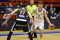Basketbalista Ondřej Sehnal opouští Folimanku a míří do Německa.