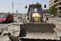 VŠE PRO BLANKU. Práce související s výstavbou tunelu budou omezovat dopravu šest týdnů.