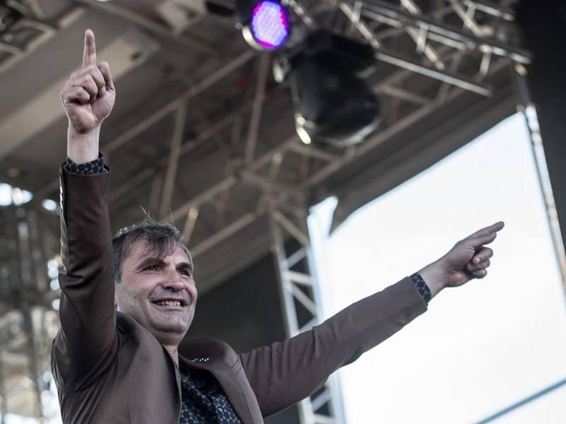 Hudební festival Votvírák Milovice