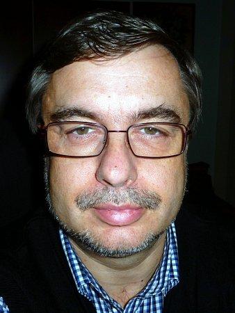 Zástupce ředitele Arcidiecézní charity Praha Pavel Šimek.