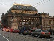 Národní divadlo v Praze.
