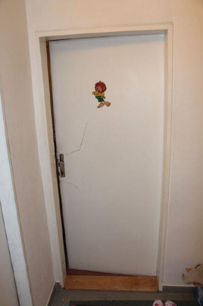 Vloupání do bytu.
