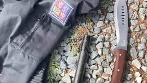Zfetovaný řidič v policejní uniformě v Praze