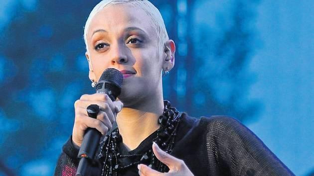 MARIZA SE VRACÍ. Před dvěma roky zpěvačka uhranula publikum na festivalu Colours Of Ostrava.