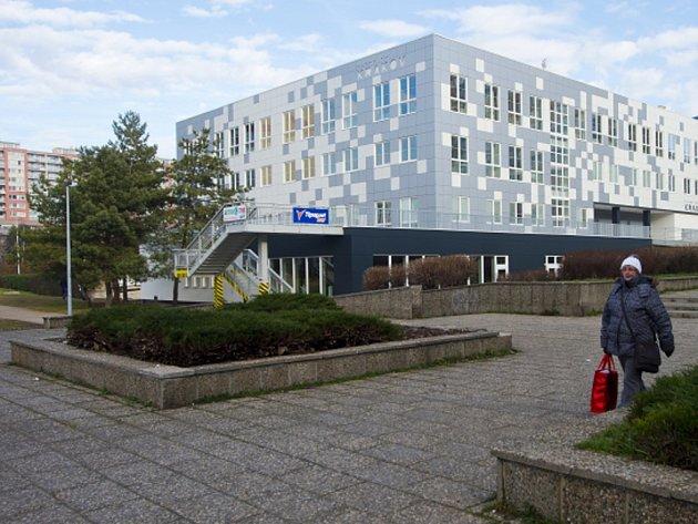 Kulturní centrum Krakov v pražských Bohnicích.