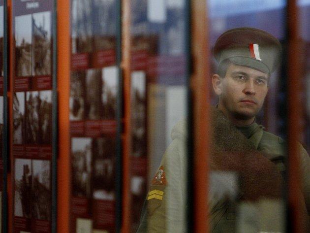 KDO VLASTNÉ BYLI? Hlavně mladším generacím by měla dát odpověď výstava o českoskovenských legiích v Rusku.