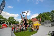 Kampa v neděli představí moderní sportovní aktivity na Bezstarostné jízdě.