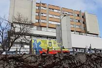 Nemocnice Na Bulovce.