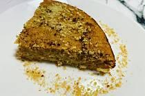 Vychutnejte si skvělý jablečný bezlepkový koláč.