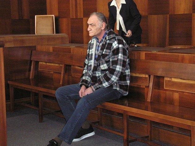 Pavol Fuka. Zmírnění výše trestu, jak zřejmě odsouzený očekával, pražský vrchní soud zamítl.
