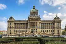 Národní muzeum v éře Československa.