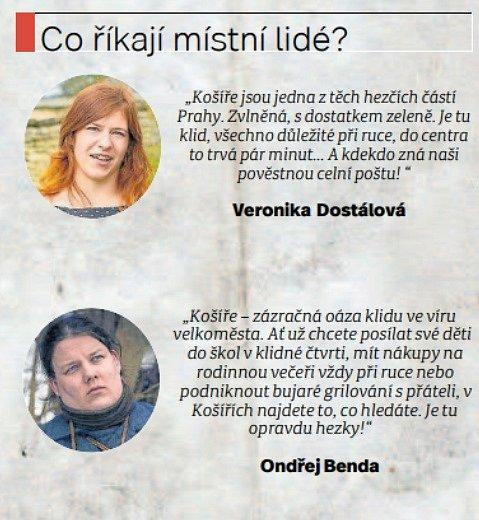 Jak jsme žili vČeskoslovensku - Košíře.