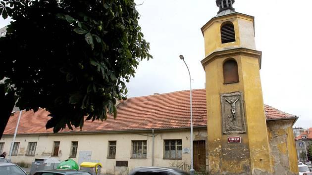 Dominikánský dvůr v Bráníku. Ilustrační foto.
