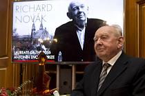 Richard Novák převzal Cenu Antonína Dvořáka.