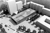 Takto by mohla nová radnice vypadat.