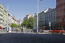 Senovážné náměstí. Ilustrační foto.